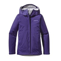 Patagonia Women's Torrentshell Rain Jacket | Concord Purple