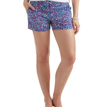 School Of Whales 3 1/2 Inch Every Day Shorts
