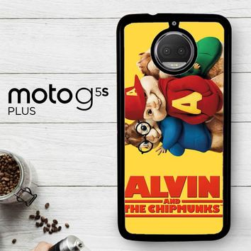 Alvin And The Chipmunks F0267  Motorola Moto G5S Plus Case
