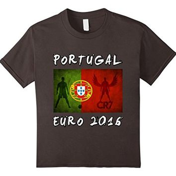 PORTUGAL EURO T-shirt Soccer National Football Team Jersey