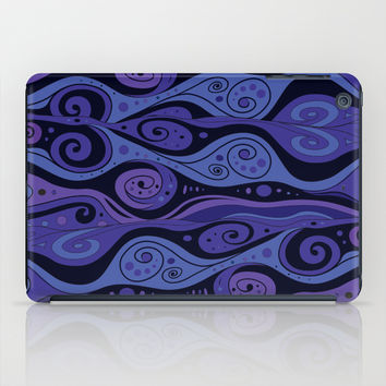 Surreal Waves iPad Case by Texnotropio