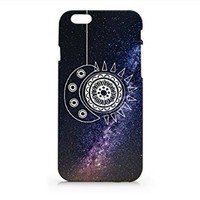 Sun And Moon Iphone 6 plus Case, Iphone 6 Plus Hard Cover Case (For Apple Iphone 6+ 5.5 Inch Screen)
