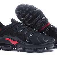 Air VaporMax TN 2018 Plus Black/Red Sport Shoe 40-45