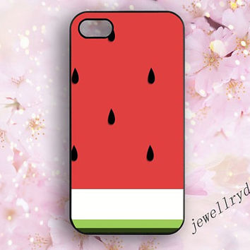 Watermelon iPhone Case,Cute Summer iPhone 4/4S Case,Watermelon iPhone 5/5s/5c Case,Watermelon Samsung galaxy s3 s4 s5 case,fruit iphone case