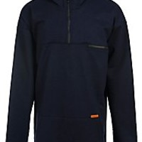 Wrangler Flame-Resistant Workwear Men's Navy