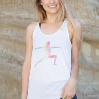 Warrior Racerback Tank