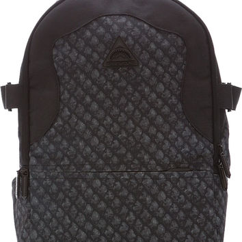 Sprayground Blackout Rython Deluxe Backpack Rucksack