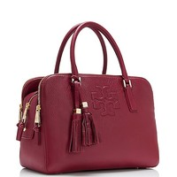 Tory Burch Thea Triple-zip Satchel
