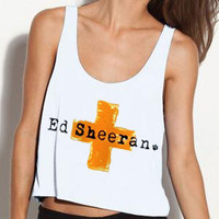 Ed Sheeran Logo Shirt