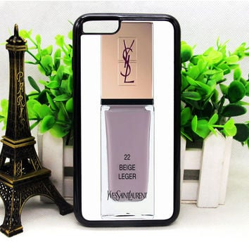 Yves Saint Laurent Beige Leger iPhone 6 | 6 Plus | 6S | 6S Plus Cases haricase.com