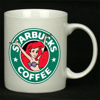 Ariel Starbucks For Ceramic Mugs Coffee ***