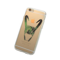 iPhone Cosmic Loki Helmet Case