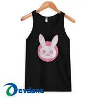 Overwatch D Va B Ny Tank Top Men And Women Size S to 3XL