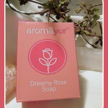 Dreamy Rose Soap