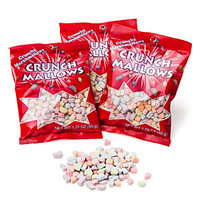 Crunch Mallows Cereal Marshmallows Three Pack