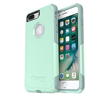 OtterBox COMMUTER SERIES Case for  iPhone 8 Plus & iPhone 7 Plus (ONLY) - Frustrations Free Packaging - OCEAN WAY (AQUA SAIL/AQUIFER)