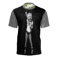 "Harley Quinn ""Bad Never Looked So Good"" Men's T-Shirt"