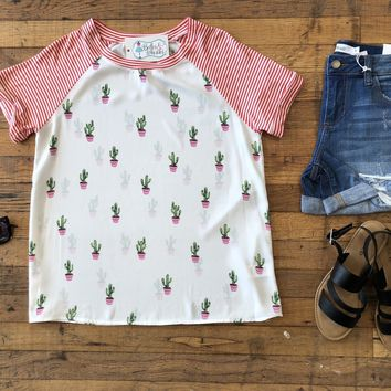Prickly Situation Top