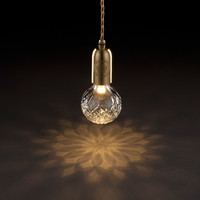 Crystal Bulb Table Light - A+R Store