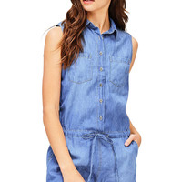 Craft Chambray Romper