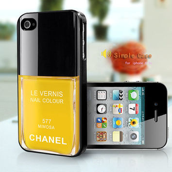 Chanel iphone 4 case iphone 4s case iphone cover 8 by simplecase