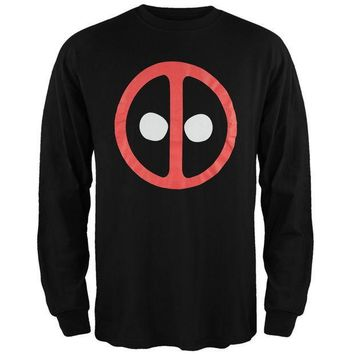 PEAPGQ9 Deadpool - Icon Long Sleeve T-Shirt