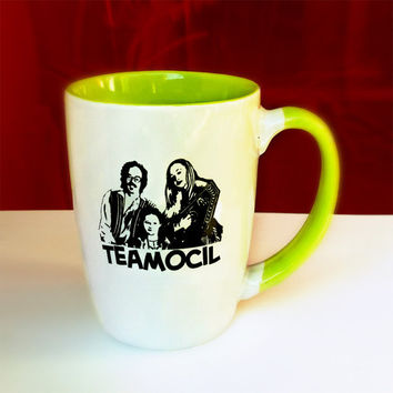 Arrested Development - Tobias Fünke - Teamocil mug.