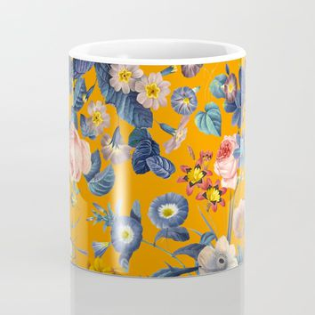 Summer Botanical Garden IX Coffee Mug by burcukorkmazyurek