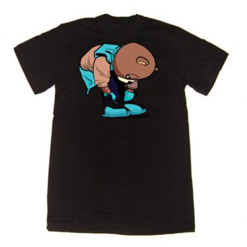 YEEZY BEAR TIES HIS GAMMA 12'S TEE