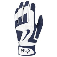 Nike MVP Elite Batting Gloves - Men's at Eastbay