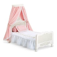American Girl Doll SAMANTHA'S BED Canopy BEDDING new for 2014 SAME DAY SHIPPING