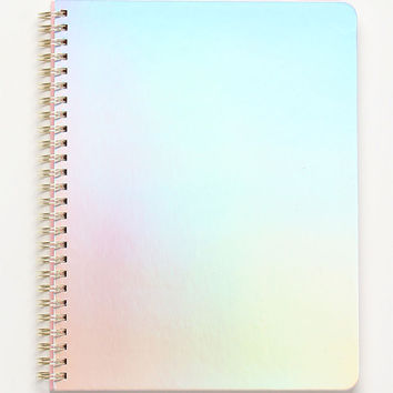 Ban.do Holographic Mini Notebook at PacSun.com
