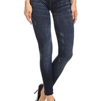 Women Denim LEGGINGS/ Jeggings