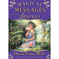Walmart: Magical Messages from the Fairies: Oracle Cards : A 44-card Deck and Guidebook