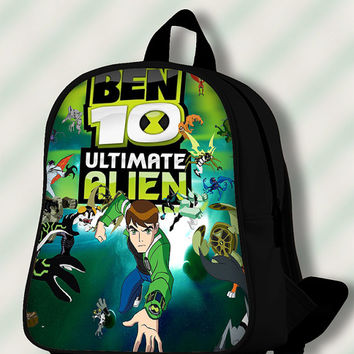 Ben Teen Ultimate Alien - Custom SchoolBags/Backpack for Kids.