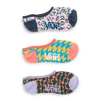 Vans Retro Canoodle Socks 3 Pack (Retro)