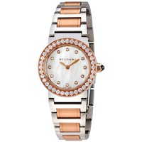 Bvlgari Bvlgari Mother of Pearl Dial Ladies Watch 102477