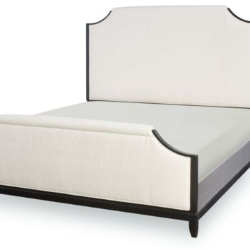 Symphony Upholstered Panel Bed