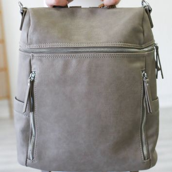 Jackson Lake Backpack - Light Grey