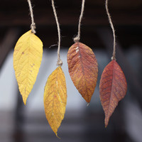 3 Ways To Decorate With Leaves - Free People Blog