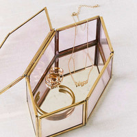 Diamond Glass Display Box | Urban Outfitters