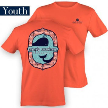 Youth Simply Southern Ocean T-Shirt