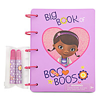 Doc McStuffins Big Book of Boo Boos