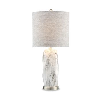 Veles Table Lamp ALABASTER