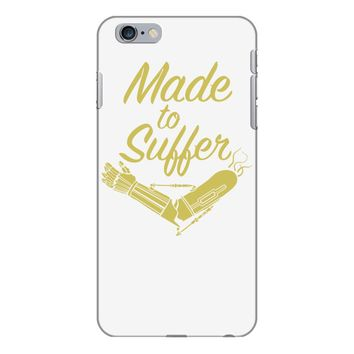 made to suffer iPhone 6/6s Plus Case