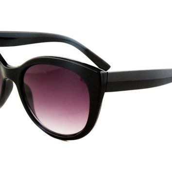"Women's Luxury Cateye UV400 Sunglasses ""London"""