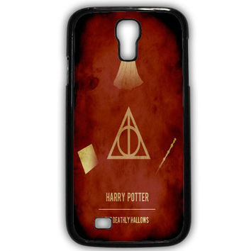 The Deathly Hallows Samsung Galaxy Note 3 4 Galaxy S3 S4 S5 S6Case