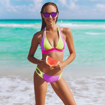Swimsuit Sexy Summer Beach Hot New Arrival Women's Fashion Hot Sale Swimwear Bikini [9909136335]