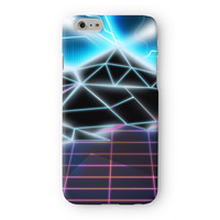 80s video game Full Wrap High Quality 3D Printed Case for Apple iPhone 6 by Nick Greenaway