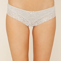 Lace Hipster Panty